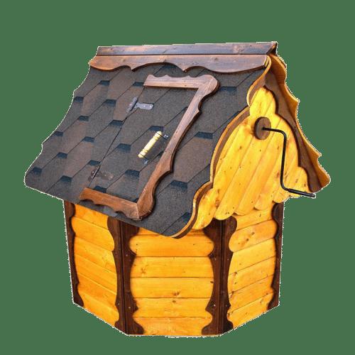Недорогие домики для колодца в Самарской области